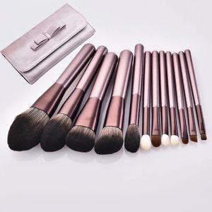 Other - 12pc makeup brush set